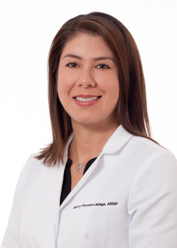 Marilyn Penuela-Ladaga, ARNP