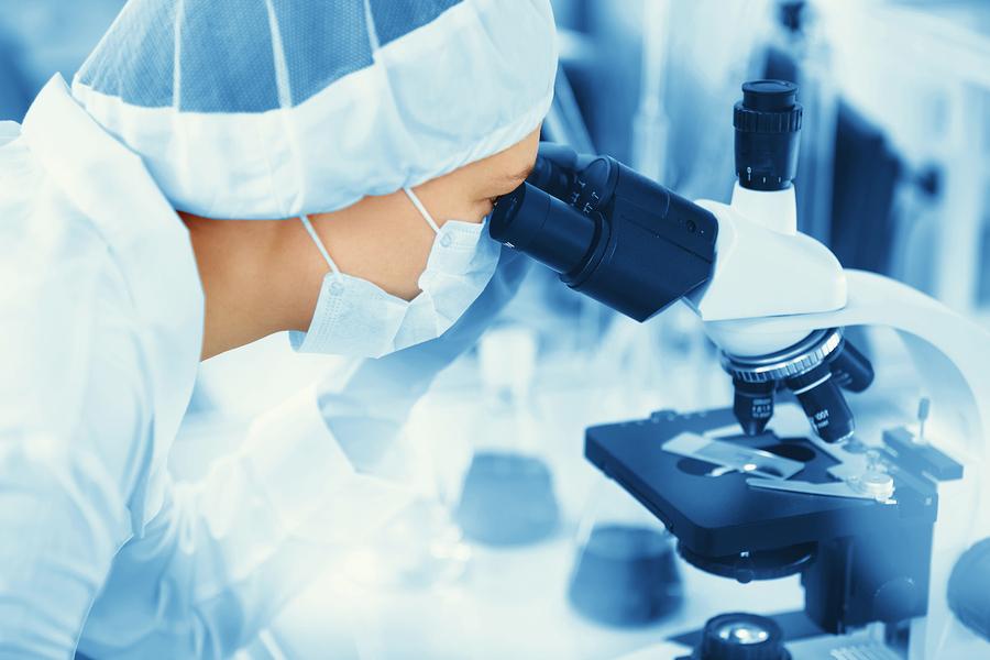 микроскопия мазка на гонококк